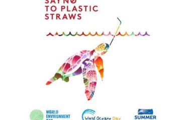 サマーアイランド プラスチックストロー中止キャンペーン